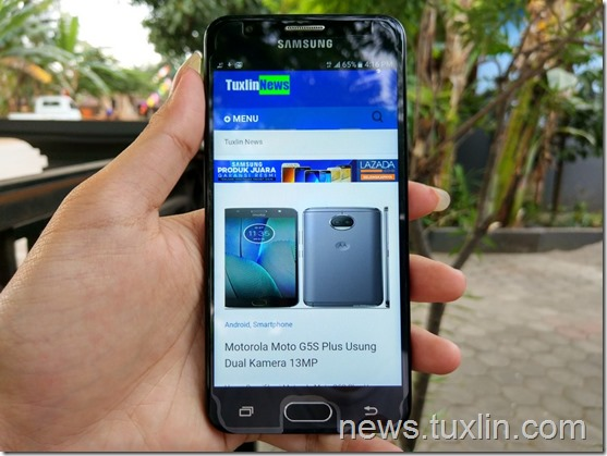 Benchmark Samsung Galaxy J5 Prime: AnTuTu, CPU-Z, Vellamo & Geekbench