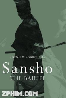 Quan Khâm Sai Sansho - Sansho the Bailiff (1954) Poster