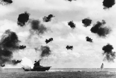 Judge releases 1942 grand jury testimony on Battle of Midway