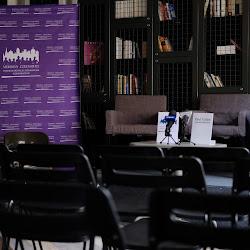 Прес-конференція організаторів фестивалю MERIDIAN CZERNOWITZ