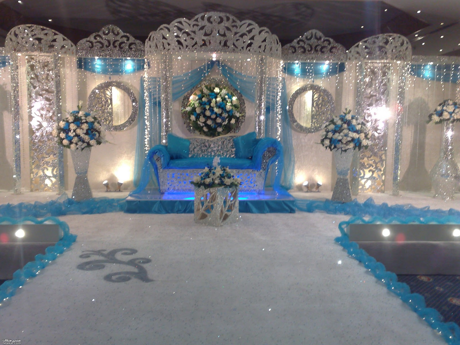 Between you and me arabic wedding stage decoration for Arabic decoration