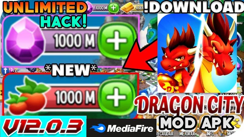 ✅NEW HACK✅ Dragon City Mod Apk 12.0.2 Hack | Unlimited Gems & Coins, All Dragons Unlocked 2021
