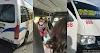 ¡Como en el Edomex! Sujetos asaltan combi en la Apizaco-Tlaxcala: VIDEO