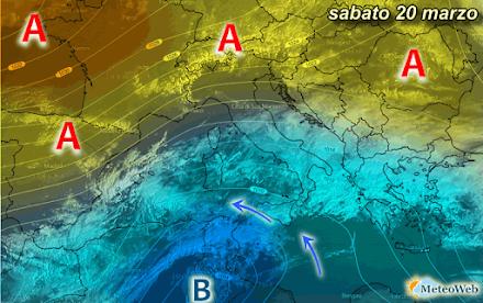 Ιταλοί μετεωρολόγοι : Χειμωνιάτικη εβδομάδα στην Νοτιοανατολική Ευρώπη