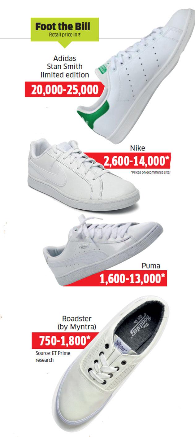 6e43c46f837a06 ... hot adidas had a lot to do with the white sneaker phenomenon in india.  the