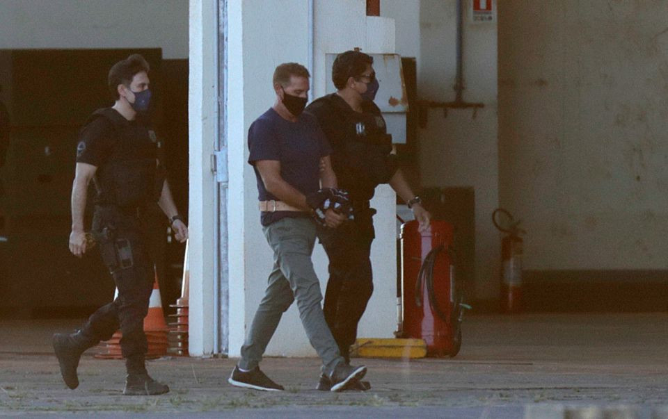 How Brazilian police arrest Italian drug lord, Rocco Morabito, after years on the run