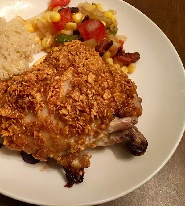 John's Cornflake Crusted Chicken Recipe