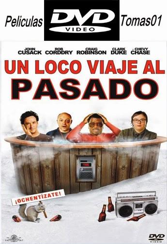 Un Loco Viaje Al Pasado 1 (Jacuzzi al Pasado) (2010) DVDRip