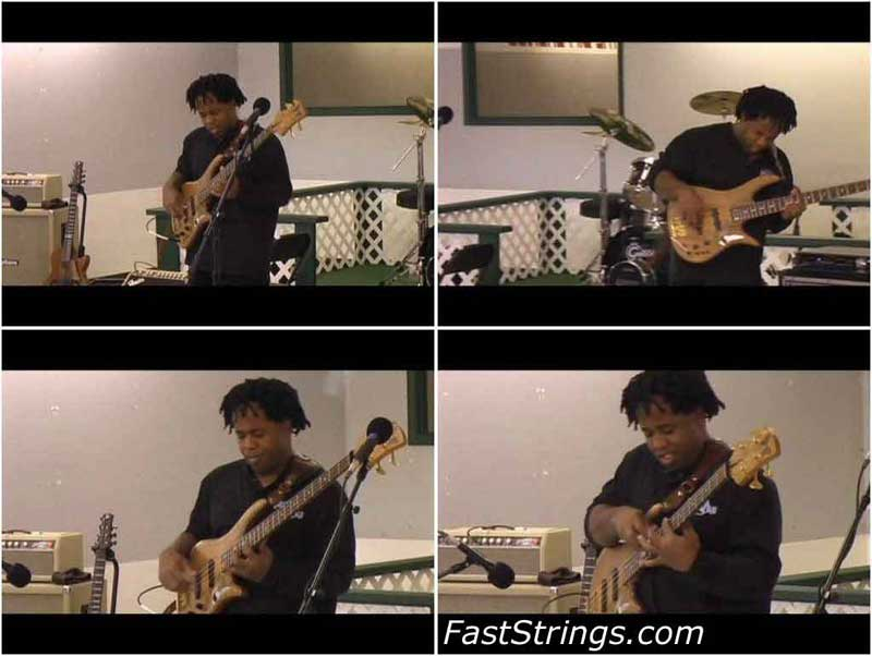 Victor Wooten - Super Bass Solo Technique