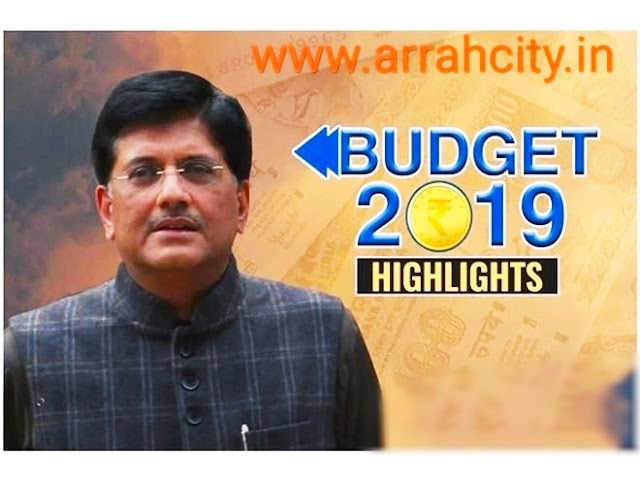 Items will be increased after the budget 2019 | RojgarYojna