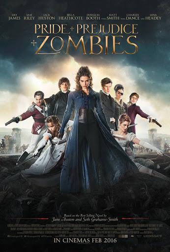 Περηφάνια και Προκατάληψη και Ζόμπι (Pride and Prejudice and Zombies) Poster