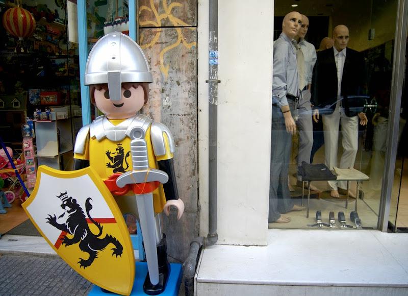 12. Shop windows at Thessaloniki