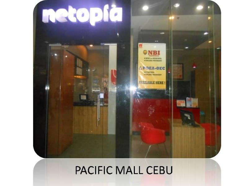 Netopia Pacific Mall Mandaue  Google