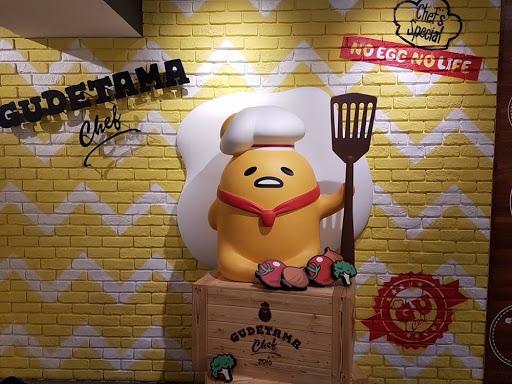 10D9N Taiwan Trip: Gudetama Chef, Zhongxiao Dunhua