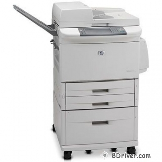Download HP M9059 Multifunction Printer driver & install