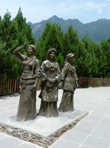 CHINE SICHUAN.DANBA,Jiaju Zhangzhai,Suopo et alentours - 1sichuan%2B1995.JPG