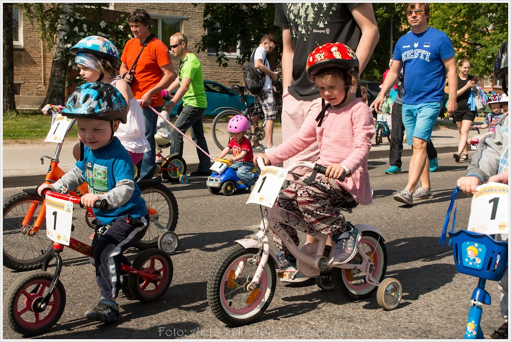 35. Tartu Rattaralli lastesõidud / photo: Ardo Säks