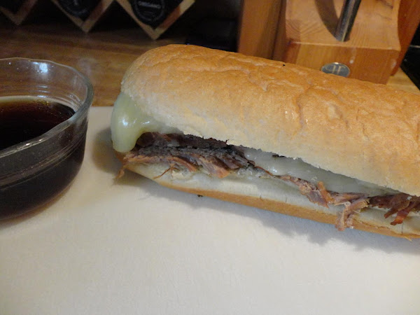 Best Ever Slow Cooker French Dips Recipe