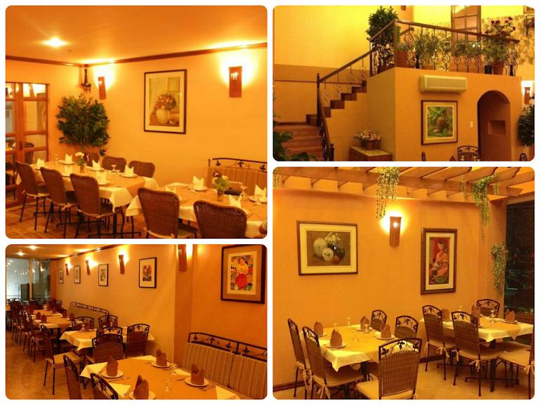 Buona Vita Italian Restaurant in Alabang