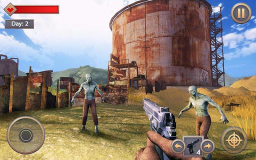 Code Triche Zombie Survival Last Day - 2 APK MOD screenshots 2