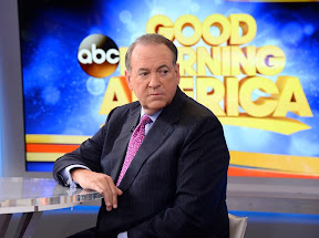 Mike Huckabee wants to abolish the IRS