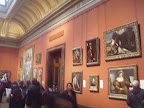 National gallery vnútri