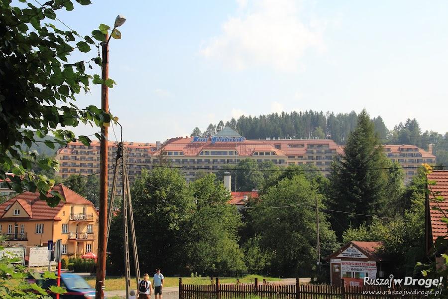 Hotel Gołębiewski w Wiśle