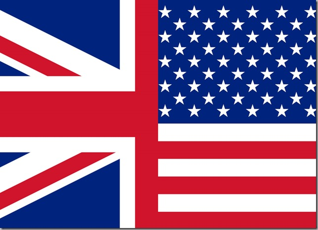 Anglo American Flag