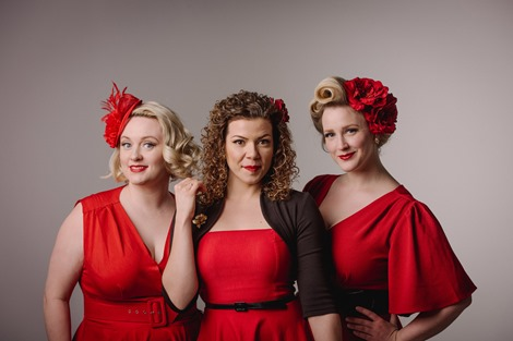 Oct 13 Rosie and the Riveters