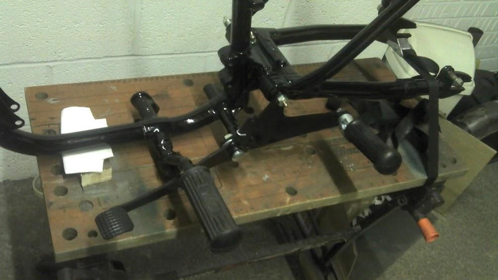 D7 Brake Pedal