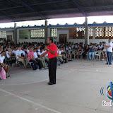 Pedrito Aguilar - INEB Gualán - 08 Febrero, 2012