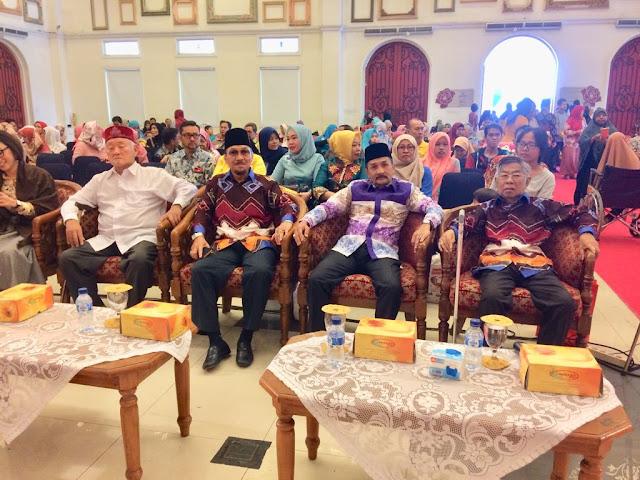 Halalbihalal K3 Jatim, Warga Banjar Sering Ke Masjid