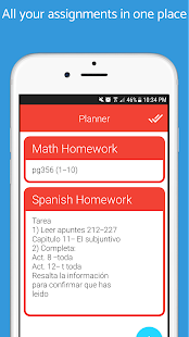 Easy Planner - Daily Student Planner - náhled