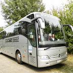 Mercedes Tourismo van Tijlcars Turnhout (B)