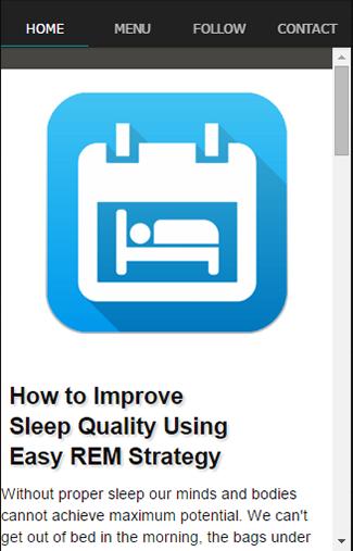 Easy Sleep Learning Diary