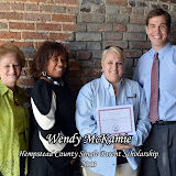 Single Parent Scholarship Recipients Spring 2013