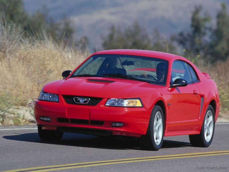 2000 ford mustang coupe specifications pictures prices. Black Bedroom Furniture Sets. Home Design Ideas