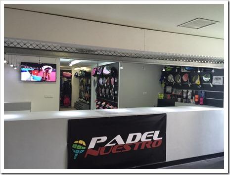 Grupo Padel Nuestro llegará a las 39 tiendas de pádel