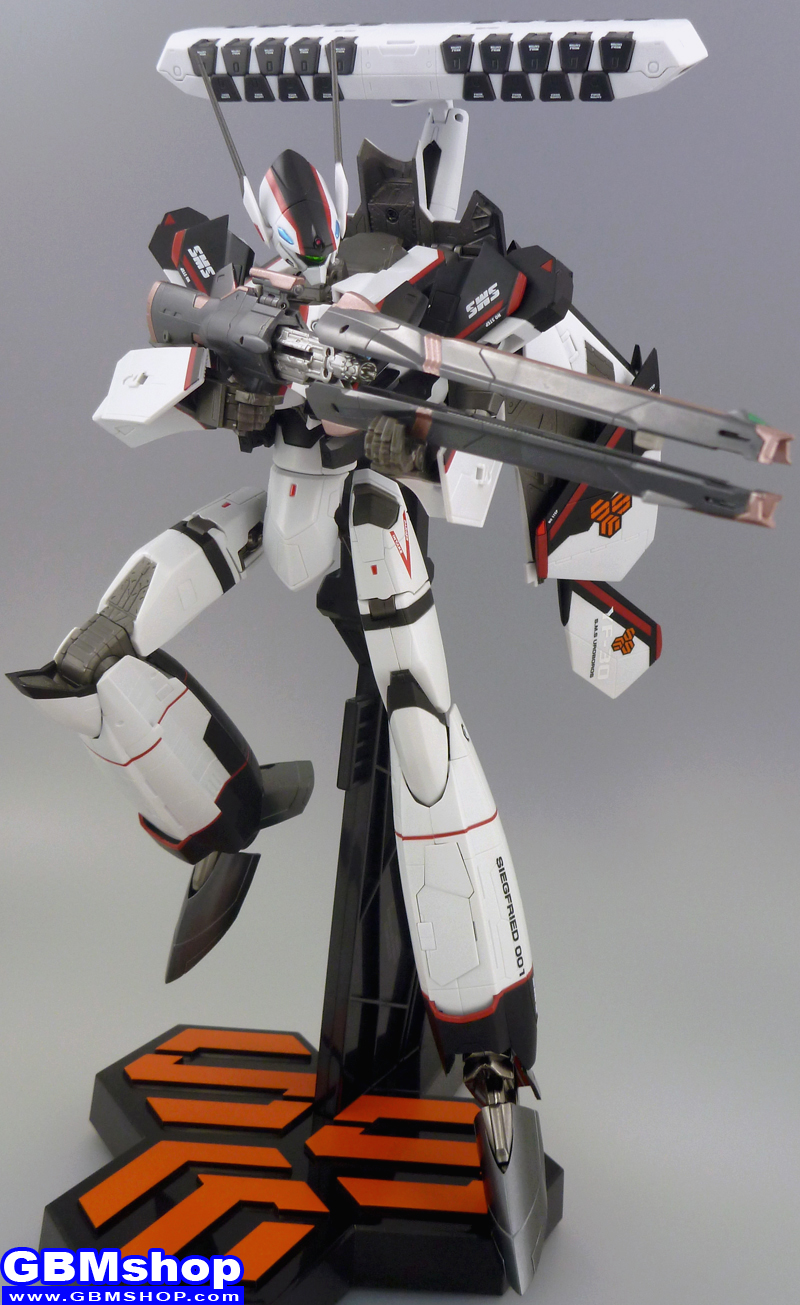 Macross 30 YF-30 Chronos Battroid Mode