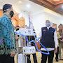 Ventilator Pertama Yang Kantongi Izin Edar Bikinan LIPI, Meluncur Ke Jatim