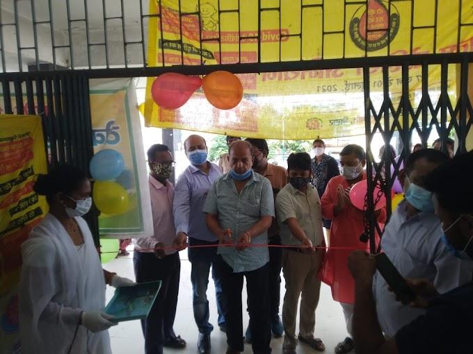 पल्स पोलियो अभियान का शुभारंभ, लगी 231 टीमें