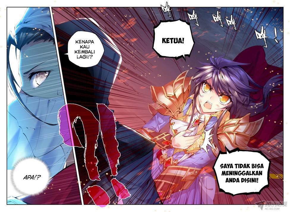Baca Manga Shen Yin Wang Zuo Chapter 94 Komik Station
