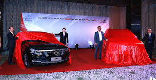 GAC Motors launches the GA8 and GS8 models in Qatar