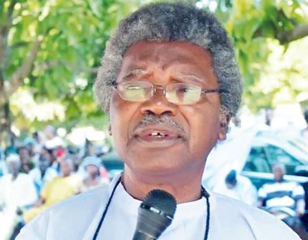Buhari will handover to another northerner in 2023 – Paul Unongo knocks Igbos, Yoruba