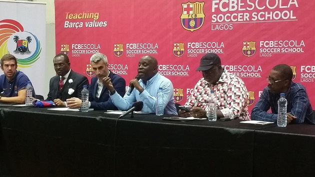 How to Join Barcelona's Football Academy(FCBEscola) in Lagos