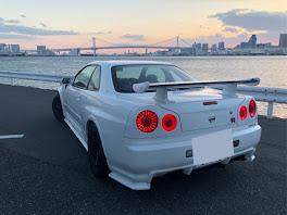 スカイライン GT-Rのカスタム事例画像 RIKUSORAMARINEさんの2018年02月04日18:38の投稿