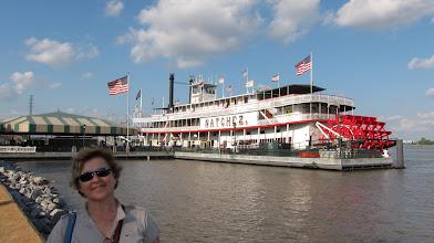 Photo: Meşhur Mississippi buharlı gemileri