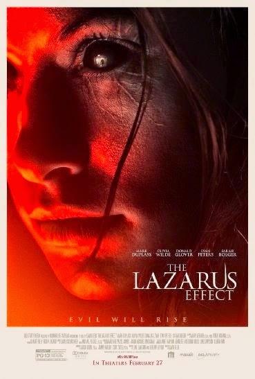 Hồi Sinh 2015 - The Lazarus Effect (2015)