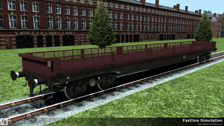 Fastline Simulation: YQA Super Tench Wagon Pack