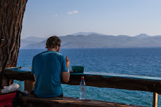 View on the sea close to Akyaka